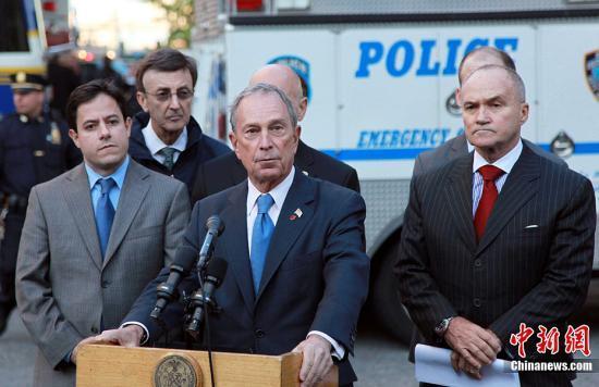 美大选民调:纽约前市长布隆伯格有望击败特朗普