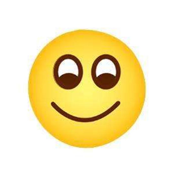 微笑表情到底啥意思女生发微笑表情代表她很开心吗