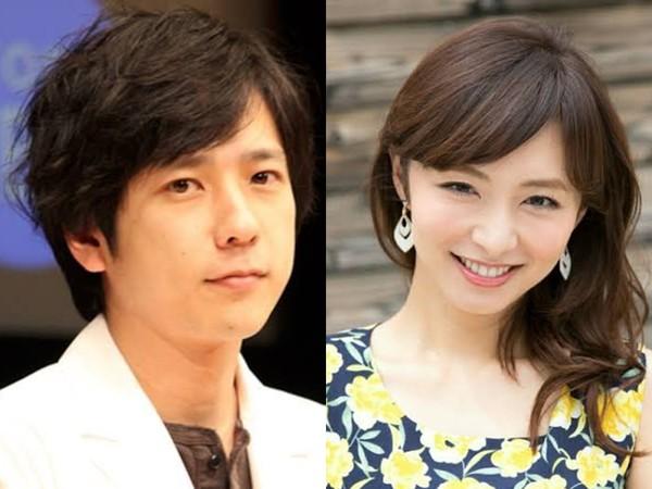 岚ARASHI成员二宫和也结婚