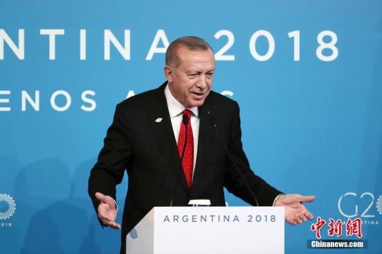 土耳其總統將訪美 欲促特朗普落實敘北停火協議