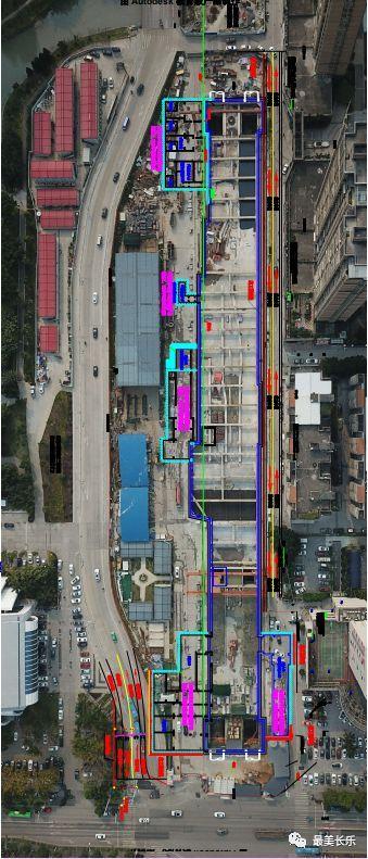 注意!長樂鄭和地鐵站開始交通導改,別走錯啦