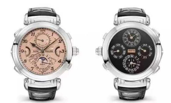 世界最貴手表出爐長什么樣 最貴手表價值多少?