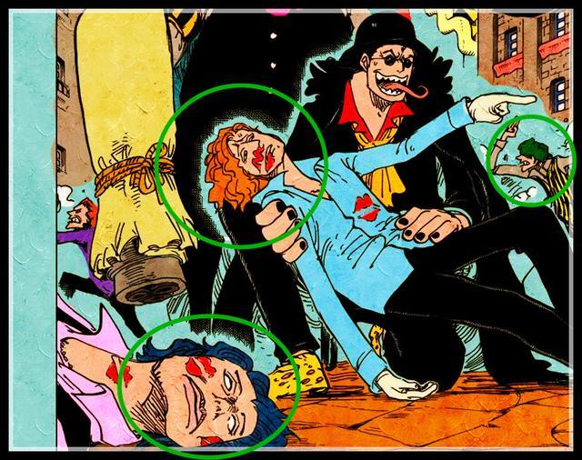 海賊王漫畫962話:扉頁故事未知角色終于出場,原來是明哥的舊部下