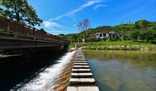 福州九峰村上榜2019年中国美丽休闲乡村名单