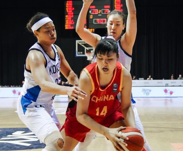 女籃奧運資格賽1分不敵韓國 近五年首負宿敵