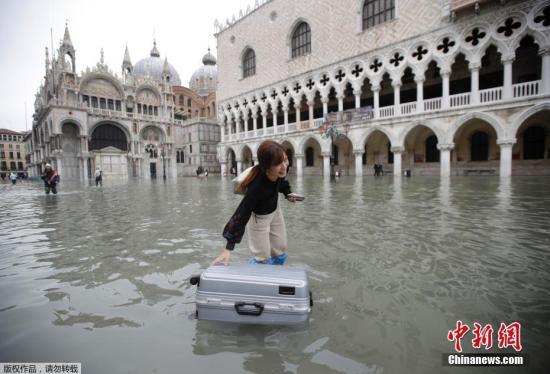 威尼斯最?#29616;?#27700;灾怎么回事 威尼斯怎么会遭遇水灾