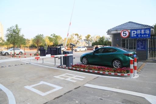 南平市顺昌县:城南绿荫智慧停车场正式启用
