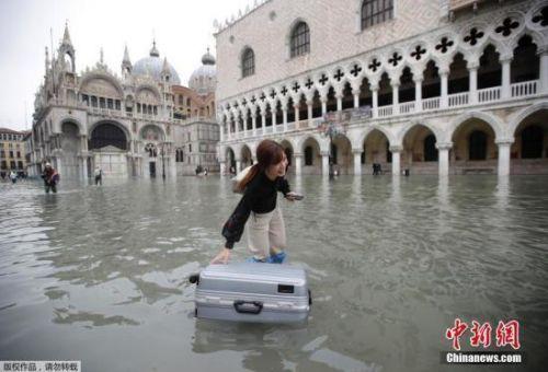 威尼斯80%被淹怎么回事 威尼斯為何年年被淹