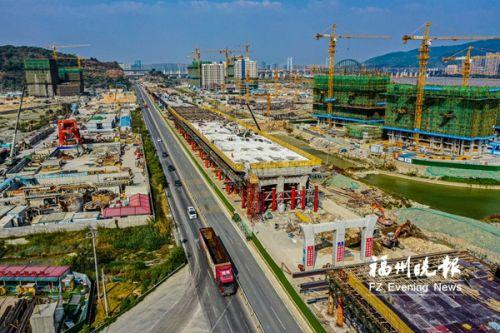福泉高速连接线拓宽 部分路段明年通行
