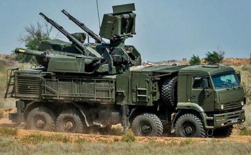 俄向敘增派武器怎么回事 俄軍向敘東北部增派防空武器 掩護俄戰機行動