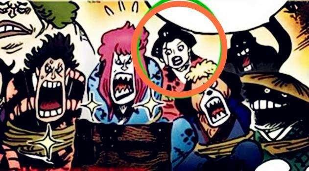 海賊王962:以藏是小菊哥哥?兩位女裝大佬!洛克斯海賊團復蘇