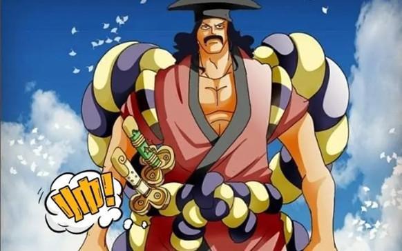 海賊王962話:洛克斯海賊團復活,新船長不是白胡子也不是金獅子