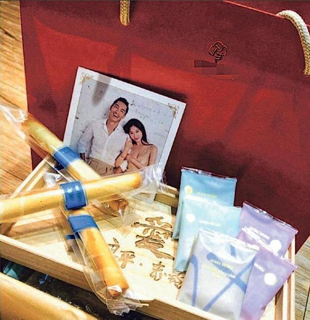 林志玲大婚在即 臺南市政府贈12種土特產當嫁妝