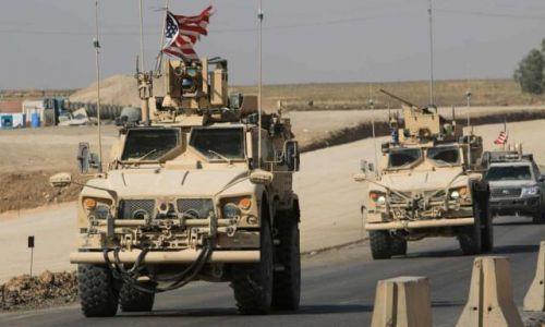 美军占叙利亚油田什么情况 为防止ISIS武装分子夺取油田