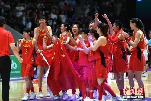 女篮获得奥运资格什么情况 佛山成为奥运女篮资格赛举办地之一