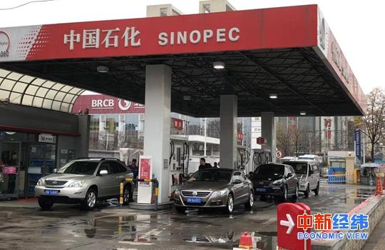 國內油價或年內第13次上調 加滿一箱多花2.5元