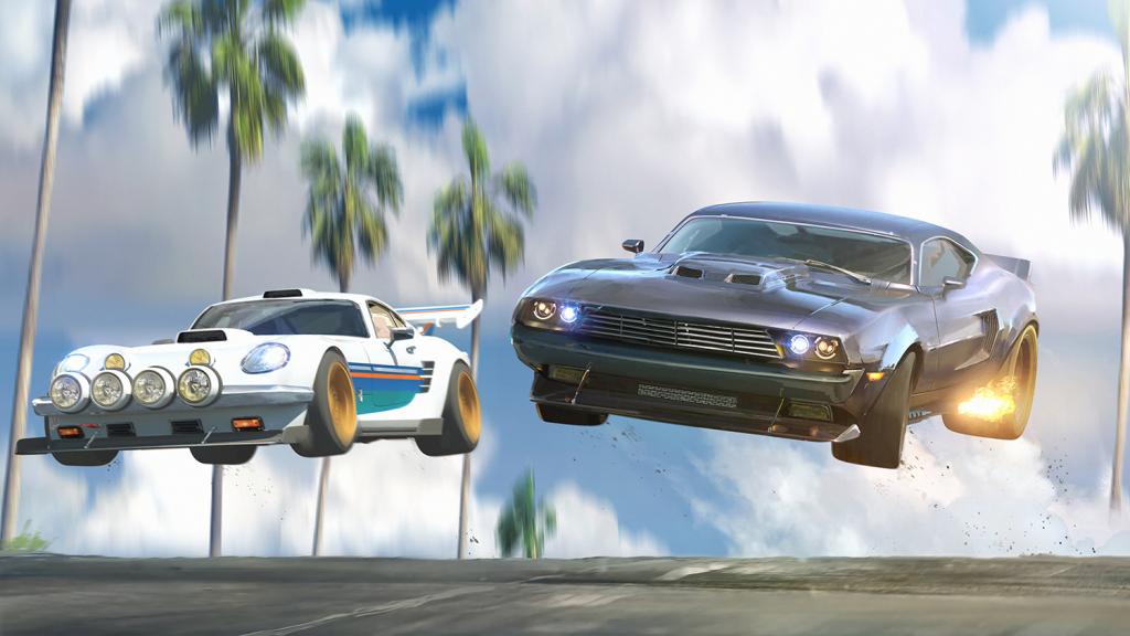 網飛《速度與激情》動畫公開 12月26日開播
