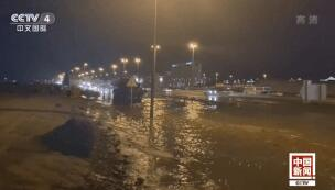 人工降雨引發暴雨怎么回事 導致迪拜全城大面積積水道路癱瘓