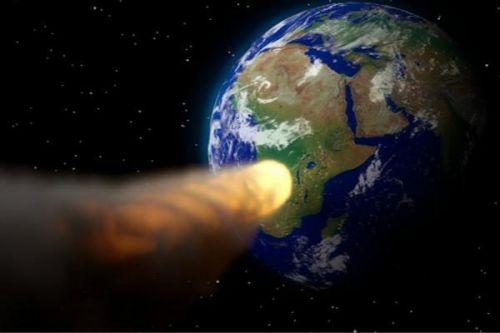 行星2022或撞地球是真的嗎 小行星接近埃及吉薩金字塔大小