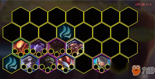 云頂之弈S2六游俠陣容怎么玩 艾希站位分析陣容一覽