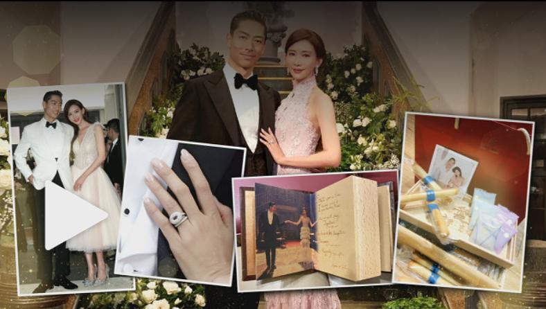 林志玲婚礼成本曝光!花83万人民币喜嫁AKIRA