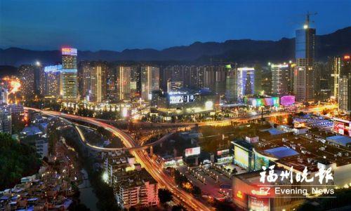 以三大商圈为龙头 福州晋安区大力发展夜色经济