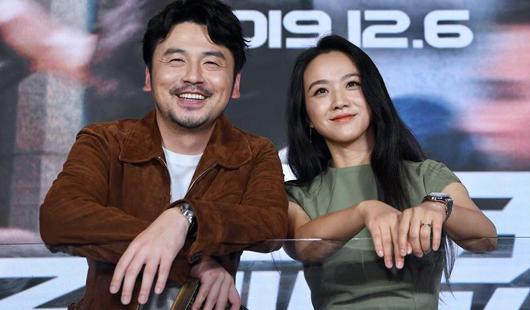 《吹哨人》在第28屆中國金雞百花電影節上舉行發布會