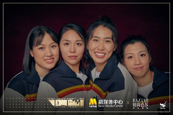 中國女排演員寫真是怎么回事?中國女排演員寫真什么樣的組圖