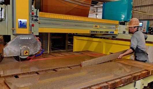 福建南安:電氣自動化改造助力石材產業轉型升級