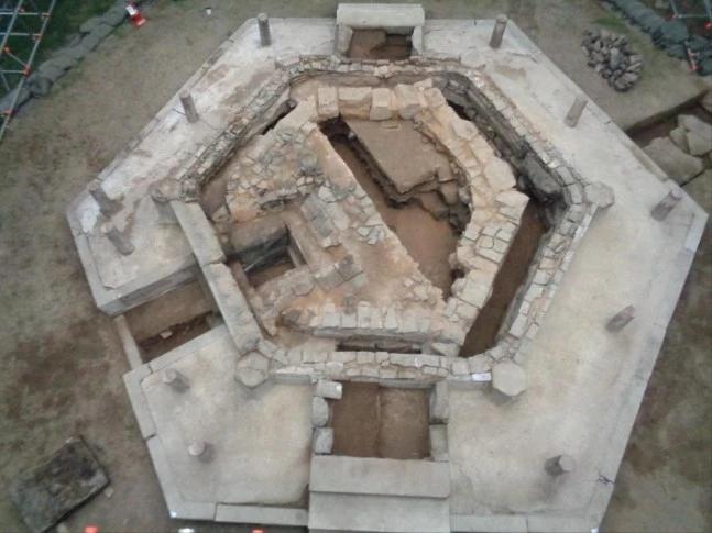 韓國故宮發現火炕什么情況 采用韓式暖炕的亭子實屬罕見