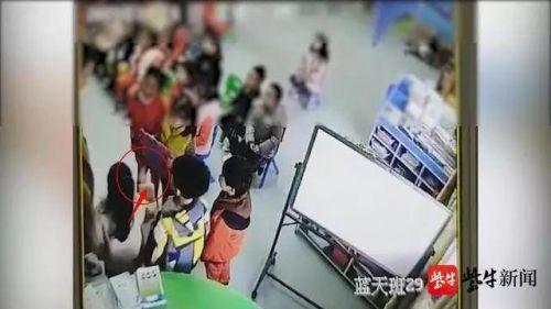 官方回应儿童自扇耳光说了什么 幼儿园儿童自扇耳光事件始末