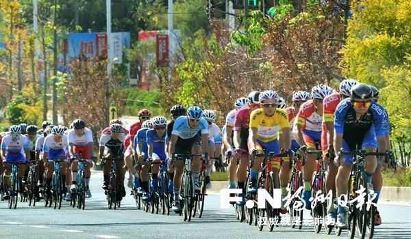 2019环福州·永泰国际公路自行车赛圆满收官