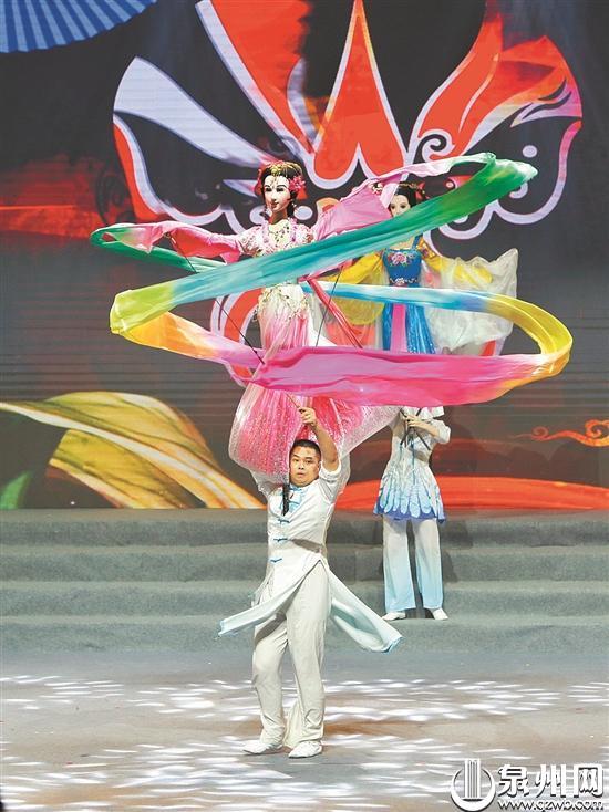 第六届中国泉州国际木偶展演开幕式演出侧记