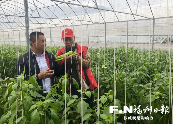 科技服务助推福州农企进军海外市场