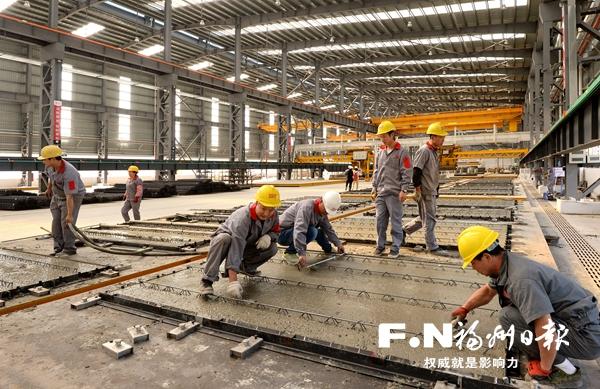 福州市建设局大力发展装配式建筑,推动产业转型升级