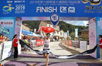 第六届南靖土楼国际马拉松赛鸣枪开跑
