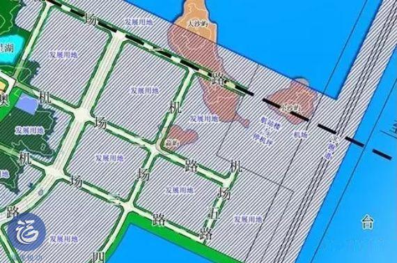 太棒啦!福州都市区二机场即将新建,还是在海上!