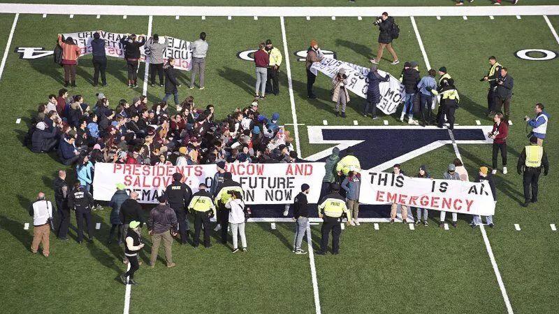 美国爆发抗议活动什么情况 美国抗议活动事件始末