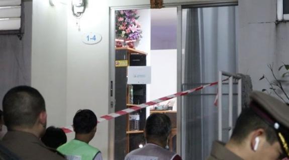 54岁中国男子曼谷公寓内遇害!身中十多刀,从事代办签证工作