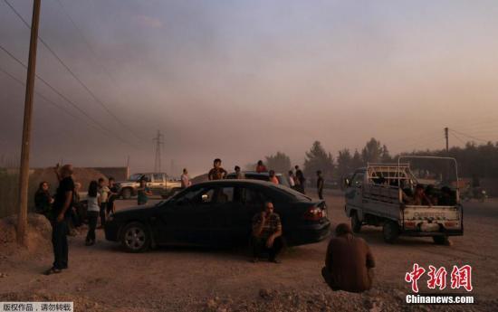 叙北部发生汽车炸弹袭击 已致17人死亡20人受伤