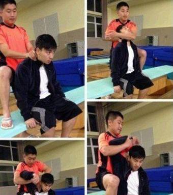 录制《中国星跳跃》 释小龙助理溺水身亡