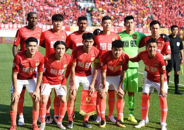 快讯|广州恒大赢得2019中超联赛冠军