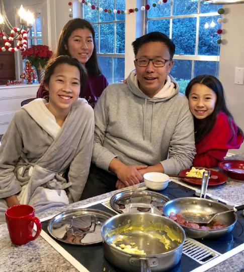 李阳和三个女儿