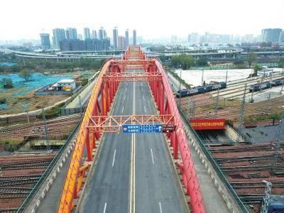 郑州彩虹桥拆除重建已成定局 新桥恐不再叫彩虹桥