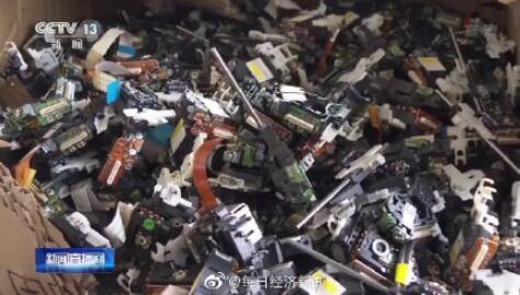 大连海关退运3700余吨洋垃圾 还觉得中国好欺负啊
