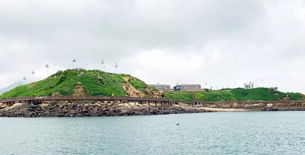 贊!平潭大嶼生態示范島岸線整治修復配套工程通過驗收