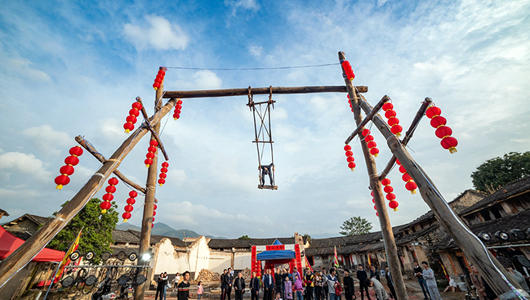 福建凤狮村:体彩公益下的乡村蜕变