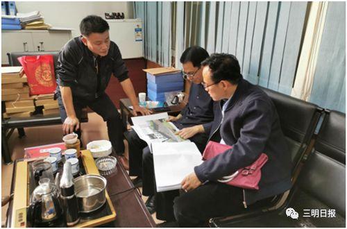 好消息!三明将新建一个菜市场,春节前投入使用