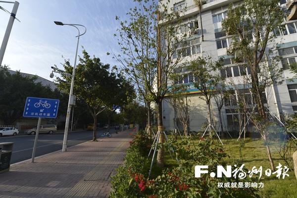 福州:五城区拆墙透绿工作亮点直击