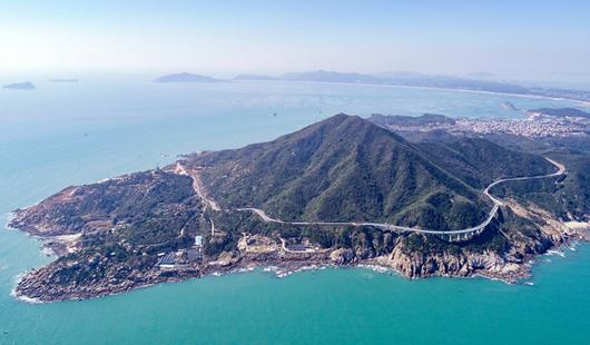 福建漳州:最美赛道——东山湾